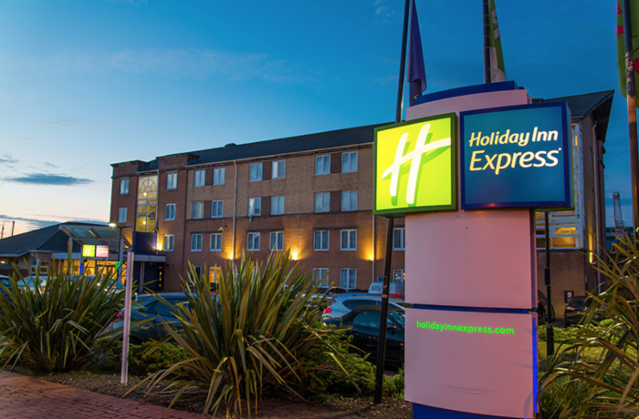 Holiday Inn Express, Cardiff Bay