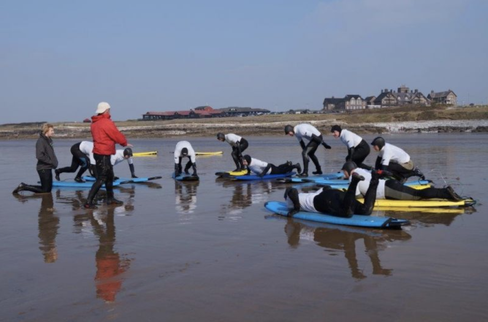 Learn To Surf Porthcawl